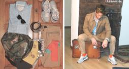 Il look del giorno con giacca di Zara e pantaloni slim di ASOS
