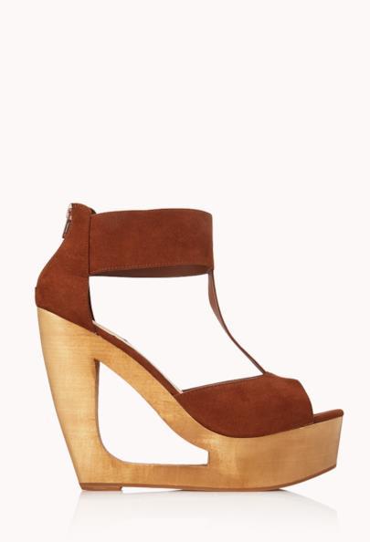 La scarpa di Forever 21 per il look alla Blake Lively