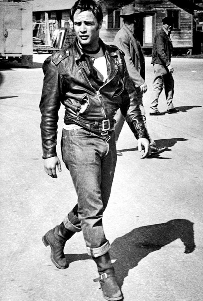Marlon Brando e il