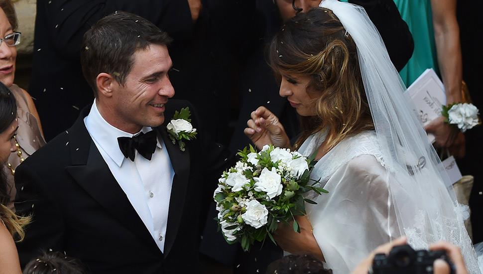 Le foto del matrimonio di Elisabetta Canalis in Sardegna con tutti gli ospiti da Belen a Maddalena Corvaglia