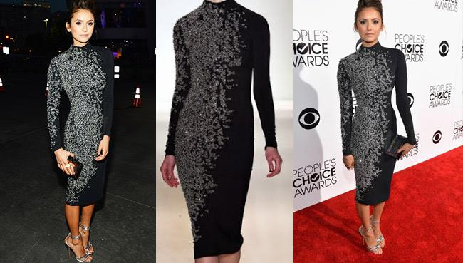 best outfit female per i People's Choice Awards