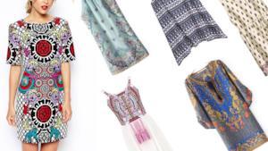 I 20 migliori abiti con fantasia etnica a prezzi low cost