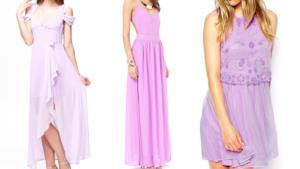 I 15 abiti top color lilla da donna, trend della prossima stagione