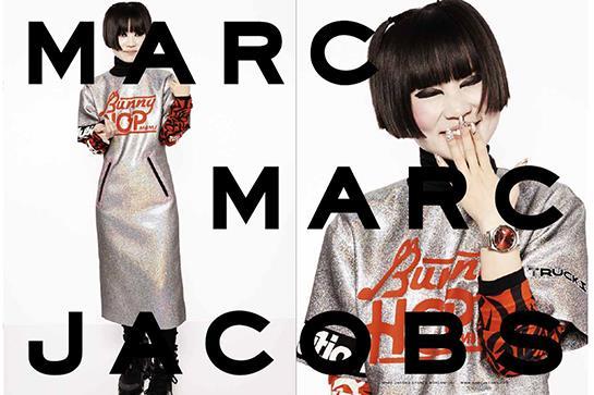 La nuova campgna autunno inverno 2014 di Marc Jacobs