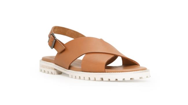 Sandalo basso di Mango per l'estate 2014 da donna