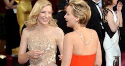 Gli outfit che hanno conquistato il red carpet degli Oscar 2014