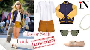 Il perfetto outfit per assomigliare alla cantante Taylor Swift