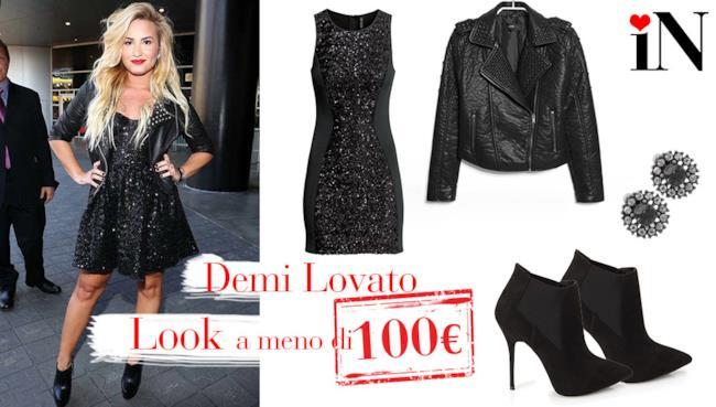 Outfit per avere uno stile come Demi Lovato