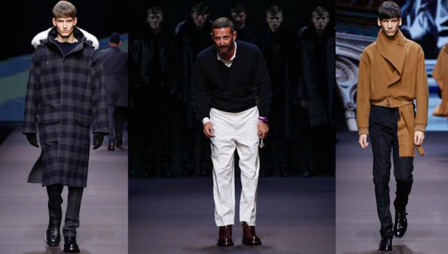 Zegna presenta la sua nuova collezione in streaming per la Milano Fashion Week 2014