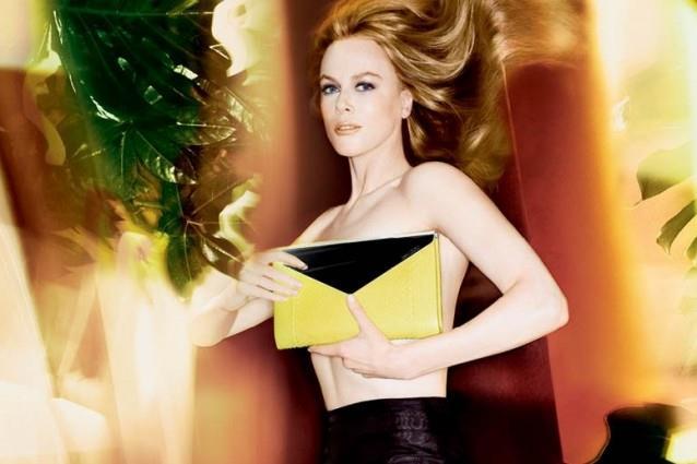 Nicole Kidman testimonial per la nuova campgna by Jimmy Choo