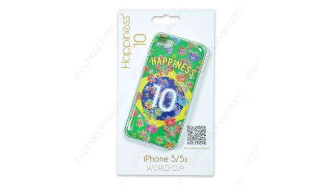Happiness Cover per iPhone Brazile