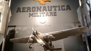 Aeronautica Militare al Pitti Uomo 2014