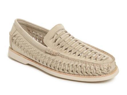 new product 4ff2f 9150a Scarpe uomo 2014: scarpa in pelle intrecciata su Nordstrom ...