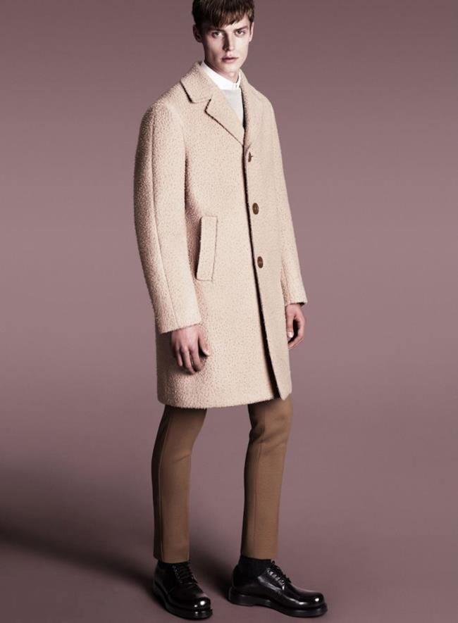 La fall winter collection 2014-15 uomo di Gucci