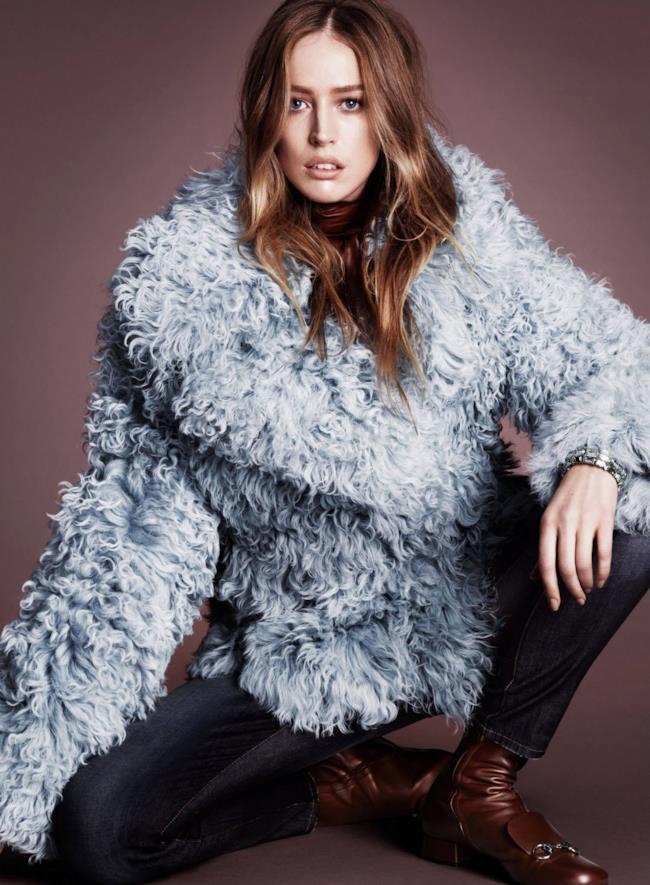La campagna di Gucci per l'inverno 2014