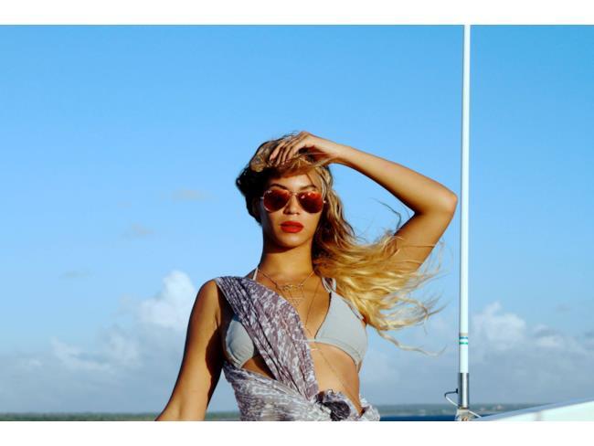 Beyoncé TIME