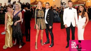 MET gala 2014: couples on the red carpet!