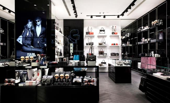 Flagship store di Karl Lagerfeld