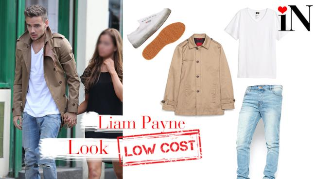 Il look low cost di Liam Payne, dei One Direction
