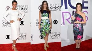 People's Choice Awards 2014, red carpet moments