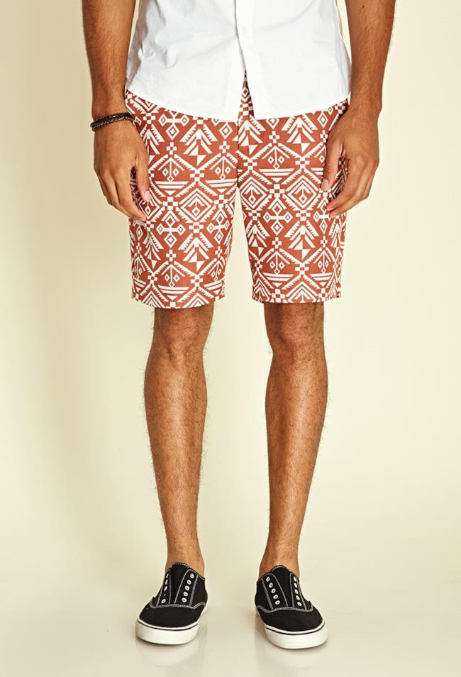 Shopping list estate 2014: shorts da uomo di Forever 21