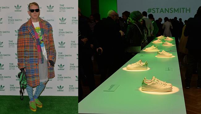 Adidas per la Fashion Week di Milano fa una festa per rilanciare le Stan Smith