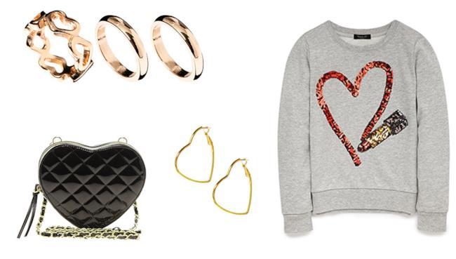 San Valentino 2014: Dall'accessorio alle maglie alcune idee regalo per la tua ragazza