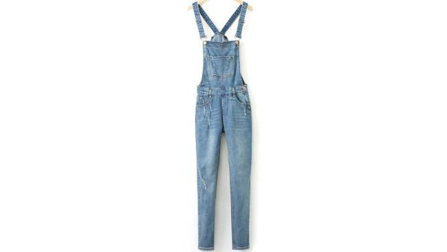 I migliori modelli di salopette in jeans per l'estate 2014