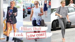 I tre look low cost per assomigliare a Hilary Duff