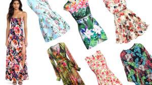 Saldi estivi 2014: i migliori 20 abiti fiorati da comprare