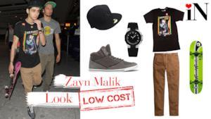Un look urban per essere come il cantante dei One Direction, Zayn Malik