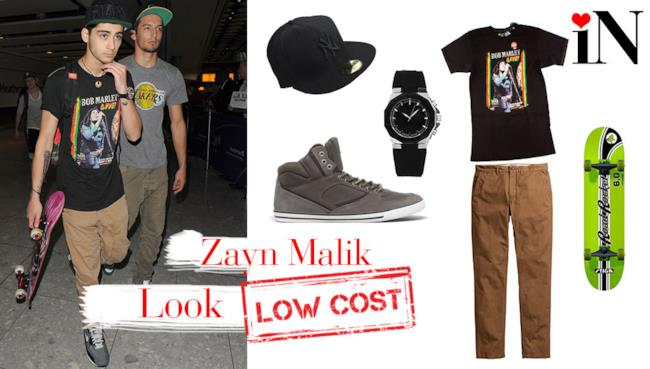 Un look urban per essere come il cantante dei One Direction, Zayn Malik