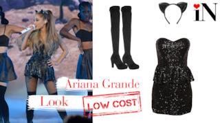 L'outfit di Areiana Grande ad America's Got Talent