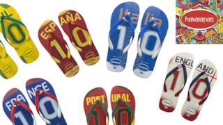 Per i Mondiali di Calcio 2014 Havanainas cura la limited edition