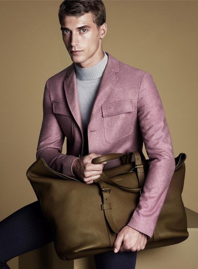 La nuova collezione uomo autunno inverno di Gucci