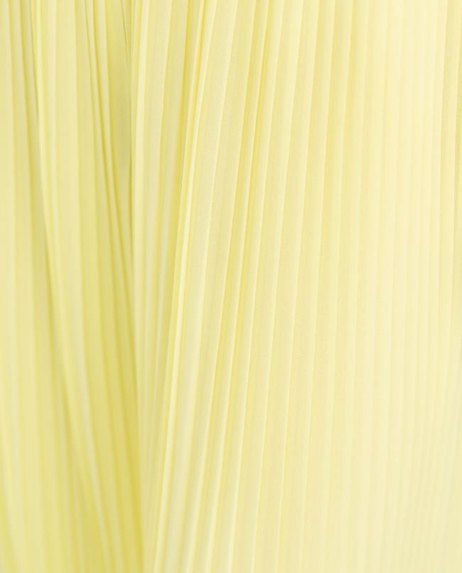 Patanloni in plissé di Zara per la shopping list