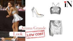 L'outfit di Ariana Grande al Today Show