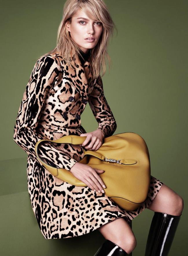 La nuova campagna di Gucci per l'autunno inverno 2014