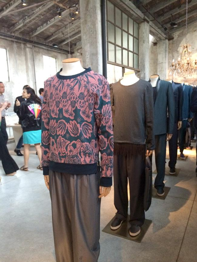 La nuova collezione uomo di Paul Smith per la primvera estate 2015, Milano Fashion Week