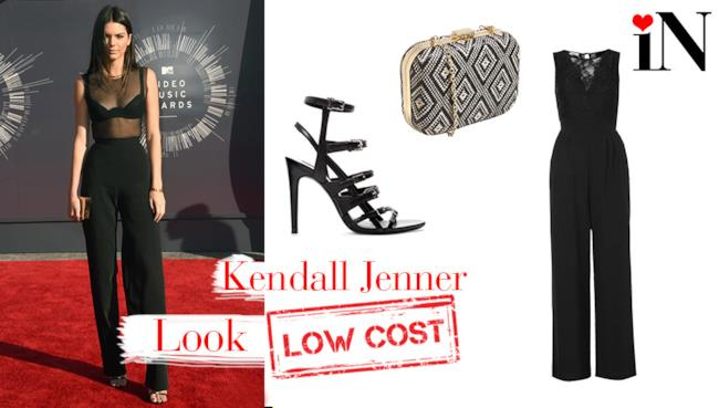 L'outfit low cost pert essere come Kendall Jenner ai VMAs 2014