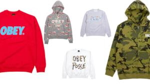 Obey le felpe must have