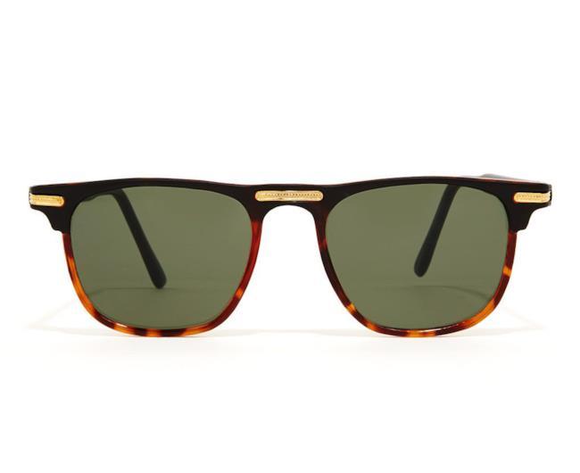 Shopping list della settimana: occhiale vintage con dettagli dorati