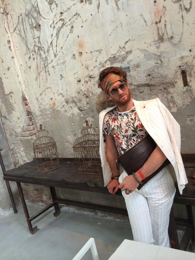 La nuova collezione spring summer 2015 di Paul Smith, Milano Fashion Week