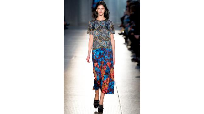 Collezione autunno inverno 2014-15 di Paul Smith per Londra Fashion Week