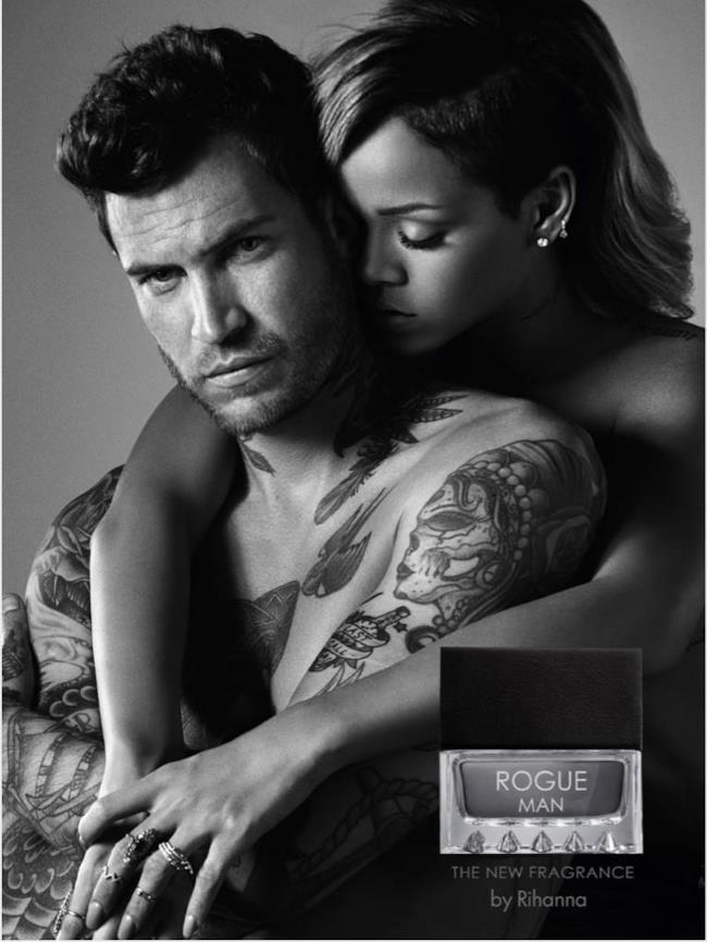 Il nuovo profumo da uomo di Rihanna