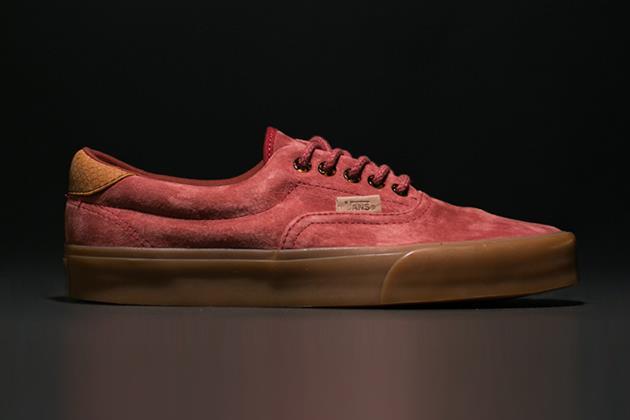 I nuovi modelli di sneakers Vans California Era 59 Gum Sole Pack