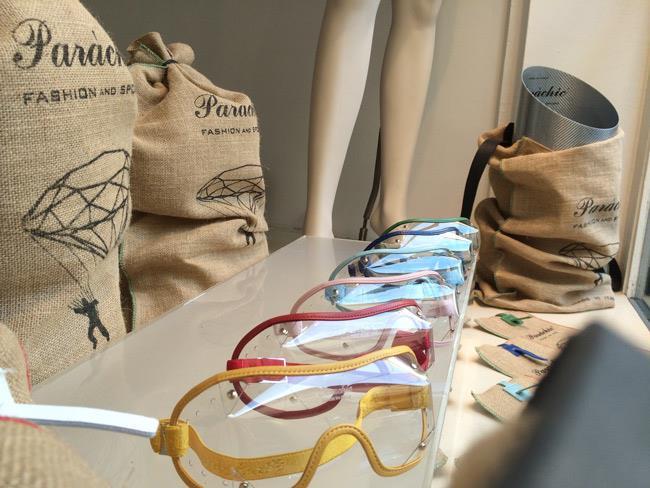 Parachic presenta la prima collezione di occhiali durante la Milano Fashion Week