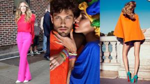 Parole Fashion: Color Blocking, tutti i colori!