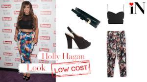 Il perfetto outfit low cost per essere come Holly Hagan