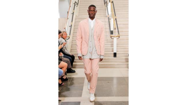 La collezione YMC Spring Summer 2015 lanciata a  Londra per la settimana della moda